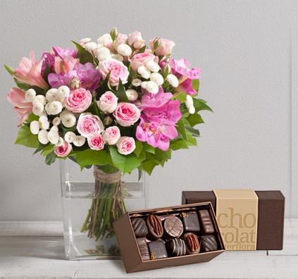 sourire-chocolats-bouquet